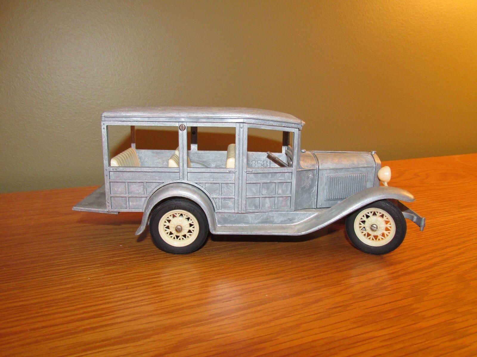 gran venta Panel de Ford Vintage Hubley juguete camión camión camión de Metal Fundido Circa década de 1950 Raro Original  servicio considerado
