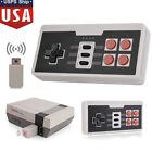 Rechargable Wireless GamePad Controller For Nintendo NES Classic Mini Console US
