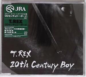 T-Rex-20th-Century-Boy-TECI-238-JAPAN-CD-Single-Enhanced-Promo-SEALED