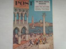 Saturday Evening Post  June 10, 1961 - Vintage Ads