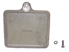 Miehle V 50 Vertical Cylinder Letterpress Cam Guard Cover Part 28457 Screw