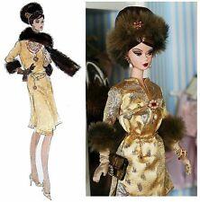 Silkstone barbie JE NE SAIS QUOI 2008  NRFB LIMITED