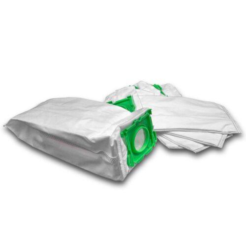 k3 Premium k3 VULCANO 5x Sacchetto per aspirapolvere Micro tessuto non tessuto per Sebo k3 ECO COMFORT