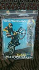 ROGER DeCOSTER SUZUKI MOTOCROSS REVELL MODEL KIT VINTAGE