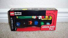 LEGO PEN --- TAKE APART --- REASSEMBLE --- NEW IN ORIGINAL BOX --- NEVER OPENED!