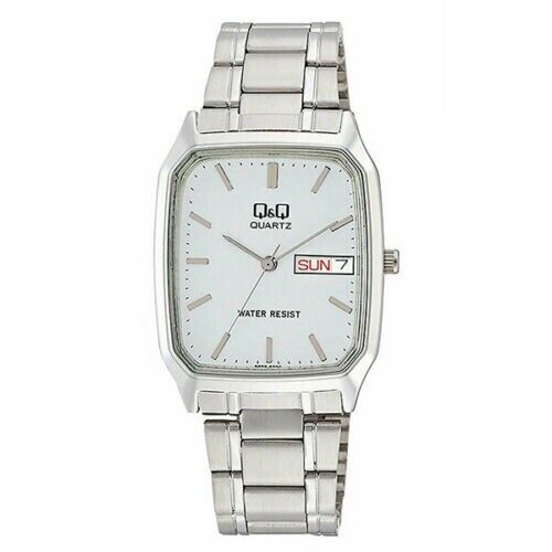 Citizen Q Japan Wrist Watch Standard Analog Display Silver A182 201 Men S Jp For Sale Online Ebay