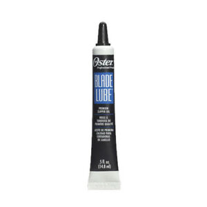 Oster-Universal-Clipper-Blade-Lubricating-Oil-Tube-14-3ml-suits-Andis-amp-Wahl-KM