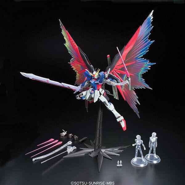 Bandai MG 1/100 Destiny Gundam Extreme Explosif Mode Modèle Plastique