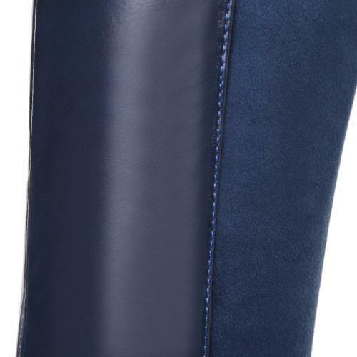 Details about  /Platform Thigh High Boot Punk High Heel Boots Women Over The Knee Boots 34//43 D
