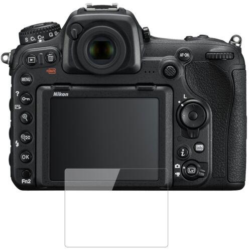 Schutzfolie für Nikon D500 Folie Anti-Shock 9H Displayschutz Displayfolie