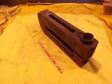 C Frame Punch Sheet Metal Hole Press Brake Tool Unit Unipunch Usa 8b 1 34