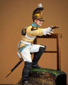 Tin toy soldier 54 mm.Superb Elite Luxury painting in St.Petersburg.Tournament