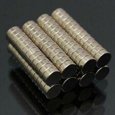 100pcs 1000pcs 5mm X 2mm 316x116 N52 Strong Rare Earth Neodymium Magnet Disc
