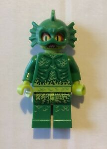 Lego-Monster-Fighters-9461-Swamp-Creature-Minifigure