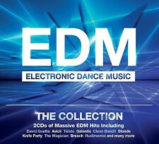 EDM-THE COLLECTION 2 CD NEU /DAVID GUETTA/GOLDPLAY/FLO RIDA/BRUNO MARS/AVICII