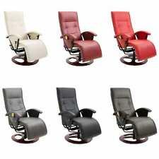 Vidaxl Massagesessel Elektrisch Beige Gunstig Kaufen Ebay