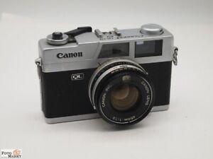 Canon-Canonet-QL19-Vintage-Streetfotografie-Lens-1-9-45-MM-Lens-46mm