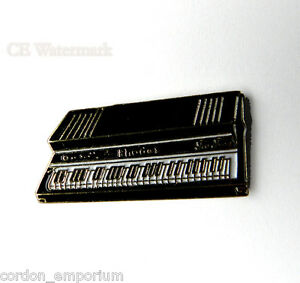 Image Is Loading FENDER RHODES ELECTRIC PIANO MUSIC LAPEL PIN BADGE