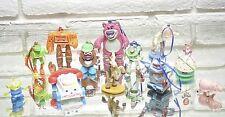 Disney Pixar Toy Story Christmas Ornaments 14 Pc Set Buzz Woody Bullseye Rex