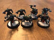 Hordes Trollbloods Skinner And Trollkin Scouts Pro Painted