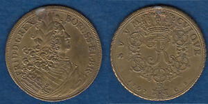 READ-DESCRIPTION-Medaille-Lauer-Nuernberg-Motiv-Reichstaler-1707-CS-Berlin