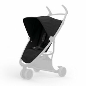 Quinny Pushchair Pram Zapp Xpress Seat in Black RRP £68.50