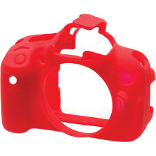 easyCover Protective Skin - Camera Cover for Canon EOS Rebel T4i or T5i (Red)