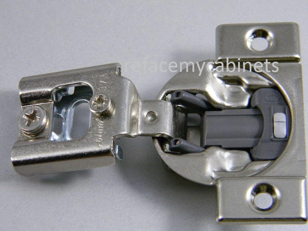(20) BlauM BlauMOTION 38N CABINET HINGES 3 4 OVERLAY 38N355B.12