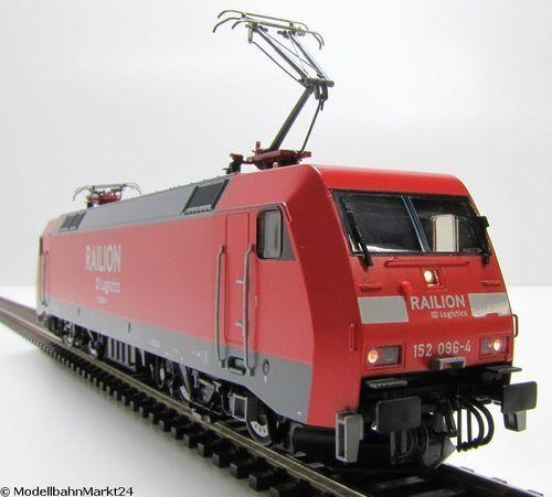 Roco 62700 DB ellok 152 096-4 railion kkk DSS PE V OVP