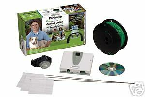 Perimeter Tech® Ultra Comfort Contact™ Dog Fence Kit