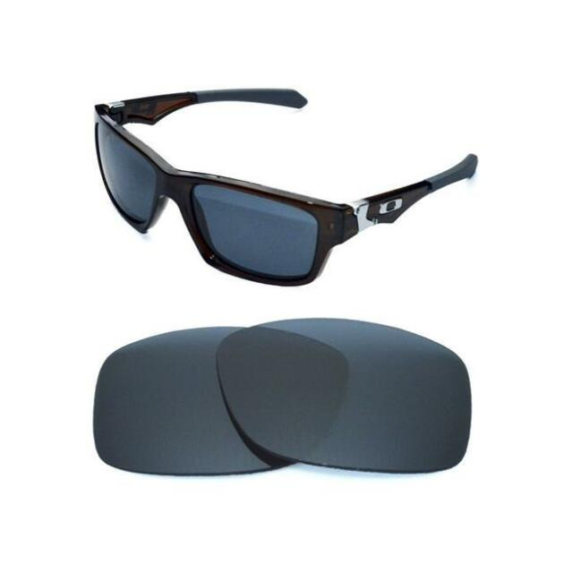 cae53d60343 NEW POLARIZED BLACK REPLACEMENT LENS FOR OAKLEY JUPITER SQUARED SUNGLASSES