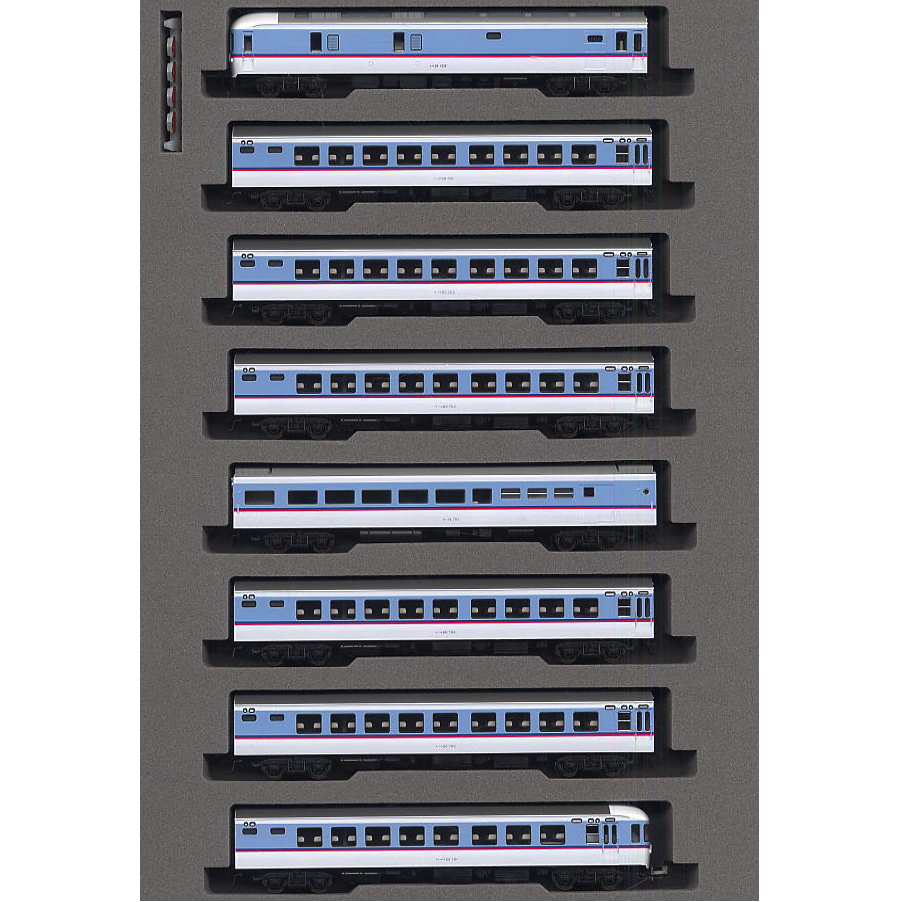 Kato 10-914 Series 20 Sleeping Car  Holiday PAL  8 Cars Set - N