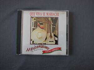 CD-QUE-VIVA-EL-MARIACHI-MEXICAN-SIMO-24-EXITOS-Edicion-Limitada