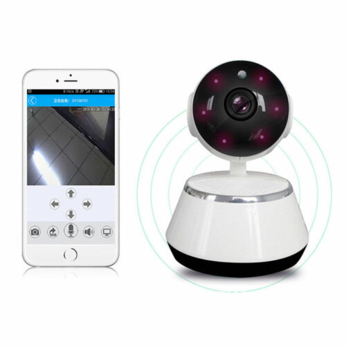 Wireless 720P HD Wifi IP Camera Baby Pet Monitor CAM Pan Remote Home Security