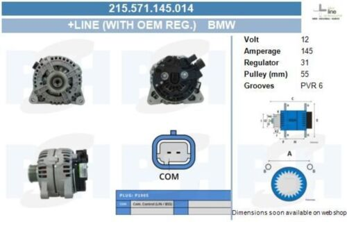 BV PSH Lichtmaschine Generator LiMa ohne Pfand 215.571.145.014