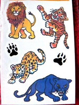 Lutz Mauder 44581 Tattoo Raubkatzen