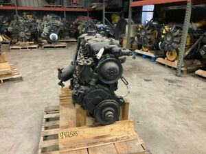 Mercedes OM 352 Diesel Engine, 130HP. All Complete and Run Tested