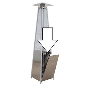 Image Is Loading Real Flame Patio Heater For Pyramid Heaters