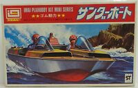 BATMAN 1966 VERSION : CLASSIC BATMAN STYLE BATBOATSPEEDBOAT IMAI MODEL KIT