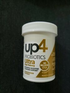 up4 Ultra High Potency Probiotic | Powerful Immune + Digestive Support exp 8/21
