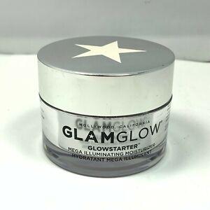 GLAMGLOW-GlowStarter-Mega-leuchtenden-Feuchtigkeitscreme-Pearl-Glow-1-7oz-NEU-keine-Box