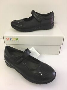 GEOX Shadow Mix Black Shoes