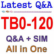 TIBCO Enterprise Message Service™ 6 TB0-120 Exam Q&A PDF+SIM