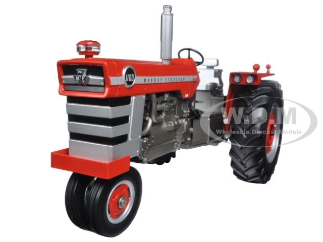 MASSEY FERGUSON 1100 GAS NARROW FRONT TRACTOR 1 16 DIECAST BY SPECCAST SCT547