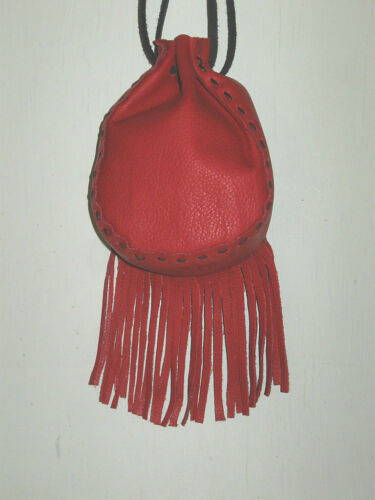 FRINGED GRAB BAGS 6 COLOR VARATIONS  FREE SHIPPING WITHIN THE USA