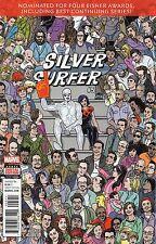 Silver Surfer #5 (NM)`16 Slott/ Allred