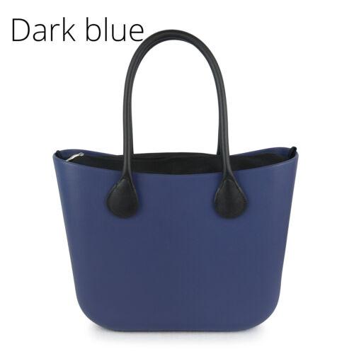 Borsa classica in EVA con inserti per manici EVA Women Handbag Obag Style