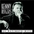 42 Ultimate Hits by Kenny Rogers (CD, Jun-2004, 2 Discs, Capitol/EMI Records)