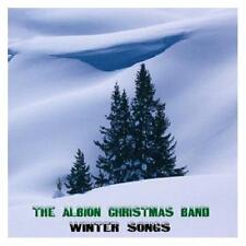 Albion Christmas Band Winter Songs CD NEW SEALED Folk The Holly & The Ivy+