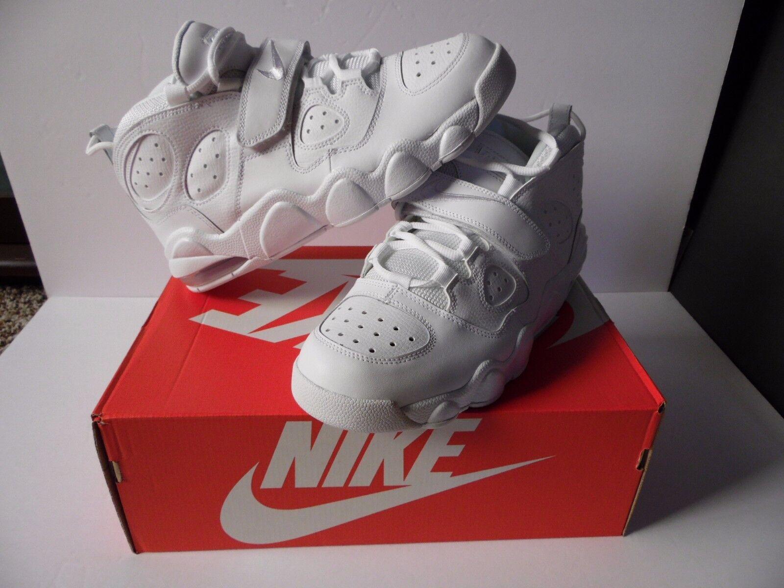 Nike Air Max CB 34 10.5 Charles Barkley Godzilla Men's 10.5 34   316940-100 68545a